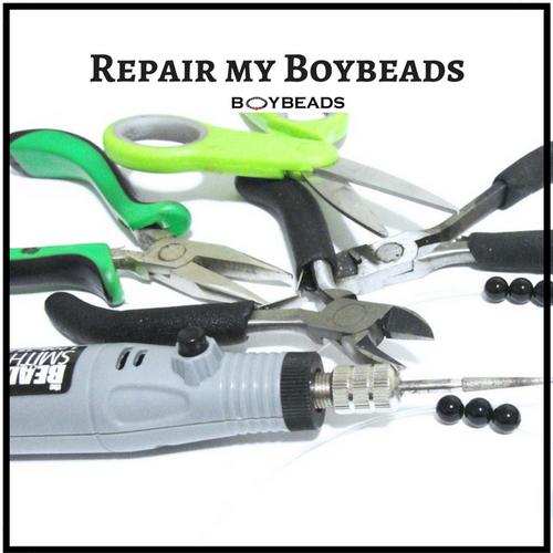 BOYBEADS Bead Bracelet Repair/Resize/Restring Service