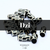 """Zebulon Gold"" BOYBEADS for TMCF-Black Onyx + Dzi Tube Bead Bracelet for Guys"