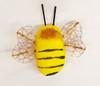 """1.5"""" Mushroom Bee"""