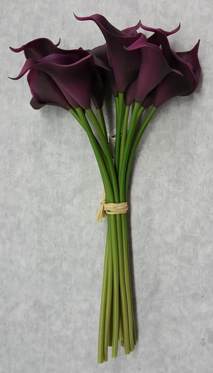 Calla Lily Bouquet X 12 Dbec Wholesale Com