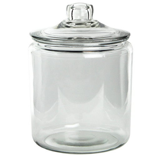 1 Gallon Cylinder Terrarium with Lid   *DISCONTINUED