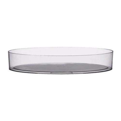 """11"""" Designer Tray-Crystal"""