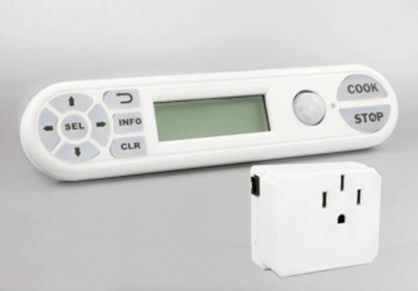 Automatic Stove Shut Off Timer for Electric Stand Alone Stove