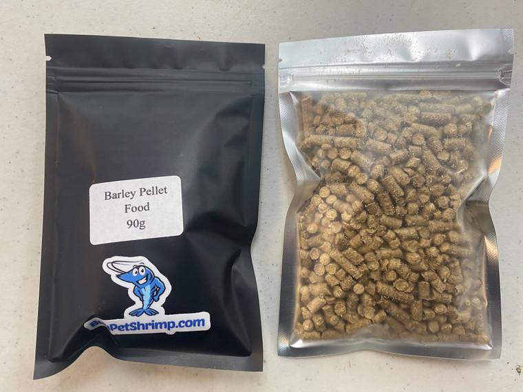 Barley pellet food 90g