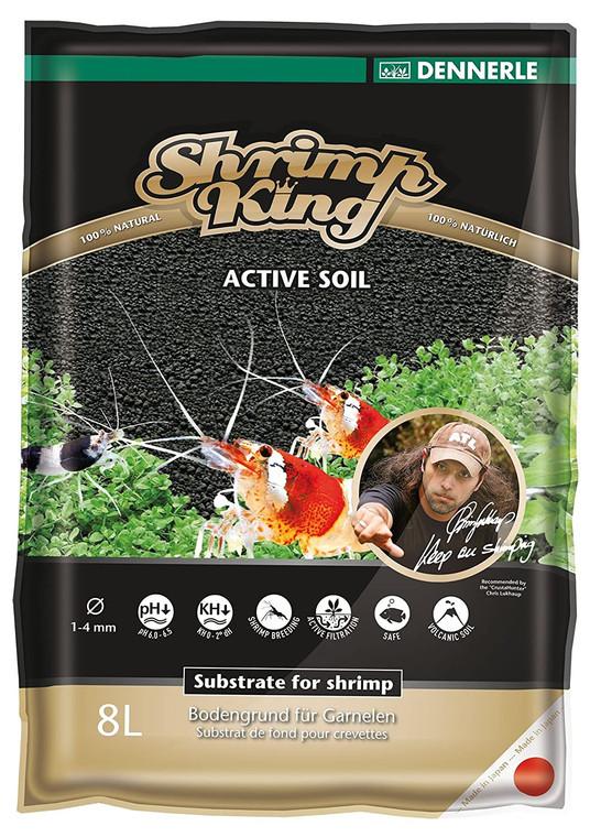 Shrimp King Soil 8 liters * Free shipping*