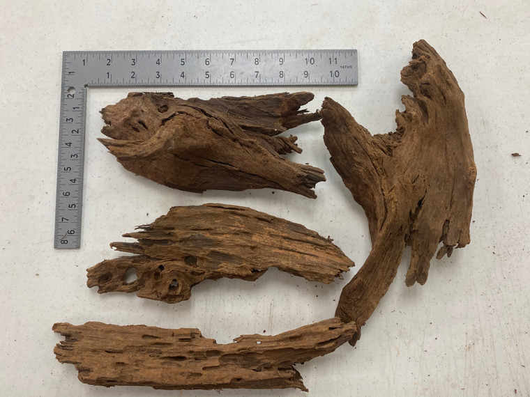 Malaysian Driftwood small 6-10 inches