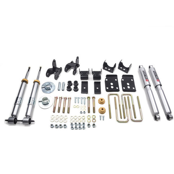 Belltech 15-17 Ford F150 All Cabs 2wd /& 4wd Rear Swaybar requires flip kit