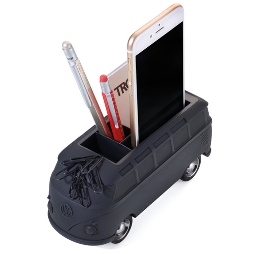 VW Camper Pen Holder Black