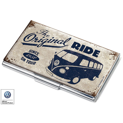 VW THE ORIGINAL BULLI Business Card Case