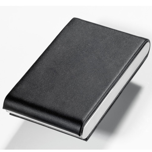 Business Card Case Black
