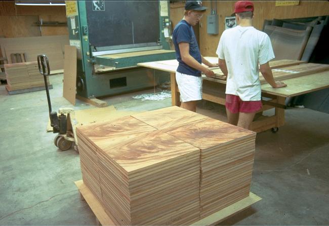 Custom Veneer Plywood, Panels, Tops At Veneer Factory Outlet.com