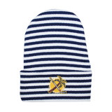 Florida Panthers Infant Navy Striped Knit Cap