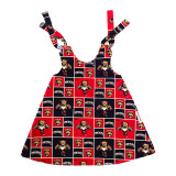 Florida Panthers Youth Reversible Dress Panthers & Patchwork