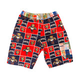 Florida Panthers Youth Shorts Panthers & Patchwork