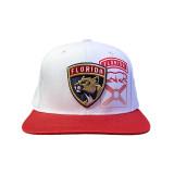 Florida Panthers Pique Mesh State/Logo Cap