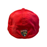 Florida Panthers Flex Structured Heavy Washed Cap