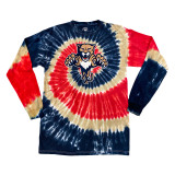 Florida Panthers Tie-Dye Long Sleeve Shirt