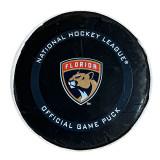 Florida Panthers Anthony Duclair Goal Puck 3/20/21 vs Nashville Predators