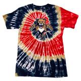 Florida Panthers Tie-Dye Third Logo Shirt