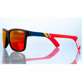 Shades Face Off Red Lenses Polarized