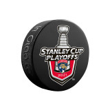 Florida Panthers 2021 Stanley Cup Playoff Lock Up Puck