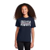 Florida Panthers Youth 2021 Playoff Cats Ribbon Performance Shirt