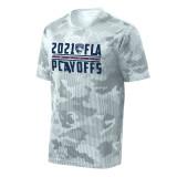 Florida Panthers 2021 Playoff Cats Ribbon White CamoHex Shirt