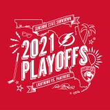 Florida Panthers 2021 Playoff Sunshine State Showdown Shirt