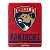 Florida Panthers Raschel Blanket Breakaway