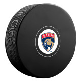 Florida Panthers Unsigned Autograph Puck