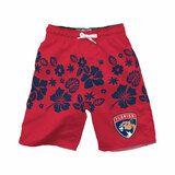 Florida Panthers Youth Floral Volley Swim Shorts
