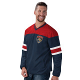 Florida Panthers Lead Off V-Neck Pullover