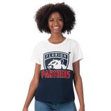 Florida Panthers Women's Double Team Shirt