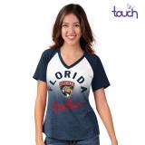 Florida Panthers Women's Shortstop Ombre Shirt