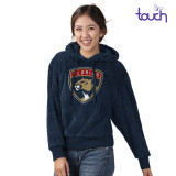 Florida Panthers Women's Over The Middle Hood Sweatshirt
