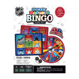 NHL Mascots Bingo Game