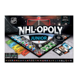 NHL-Opoly Junior Board Game