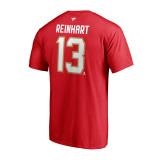 Florida Panthers #13 Sam Reinhart Name & Number Shirt
