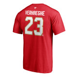Florida Panthers #23 Carter Verhaeghe Name & Number Shirt