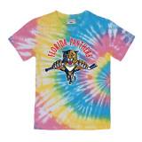 Florida Panthers Youth 93-94 Full Front Tie-Dye Shirt