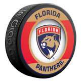 Florida Panthers Retro Logo Puck
