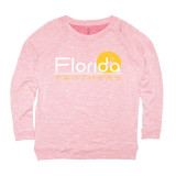 Florida Panthers Women's Flamingo Coral Pullover