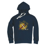 Florida Panthers Palm Tree Navy Hood Sweatshirt