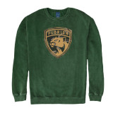 Florida Panthers Camo Custom Shield Crew Sweatshirt