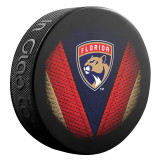 Florida Panthers Stitch Puck