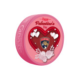 Florida Panthers Valentine's Puck