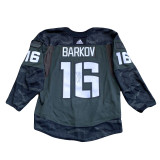 Barkov Military Appreciation Camo Jersey