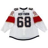 Florida Panthers Mike Hoffman Game Used Away Jersey - Set 3 (2020 Qualifying Round)