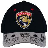 Florida Panthers Pattern Bill Cap