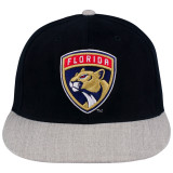 Florida Panthers Wool Bill Performance Snapback Cap